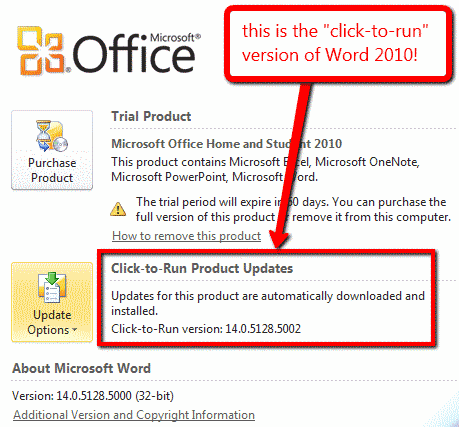 how to disable add ins in word 2010